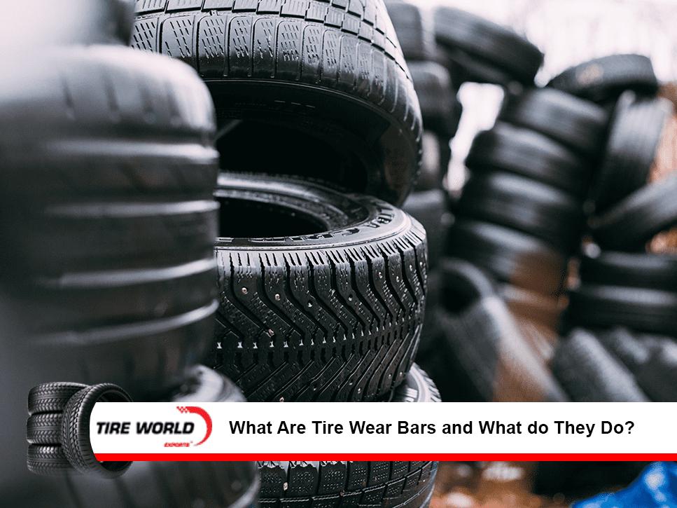 Tire bars